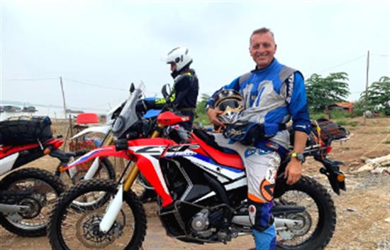 Recorrido en moto por Vietnam y Laos de 10 días