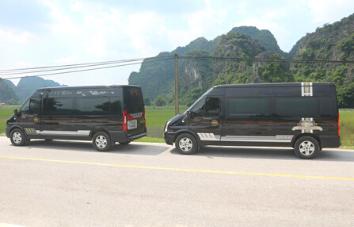 Ninh Binh limousine tour en un día