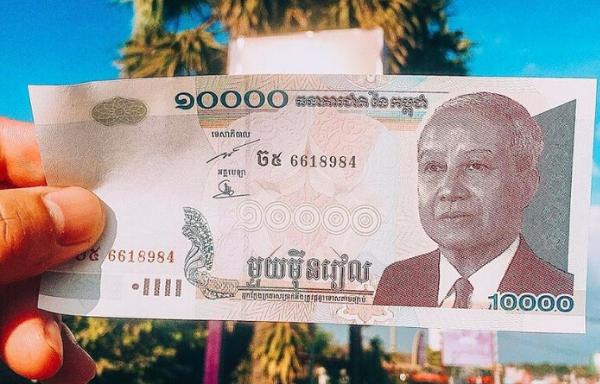 Moneda de Camboya